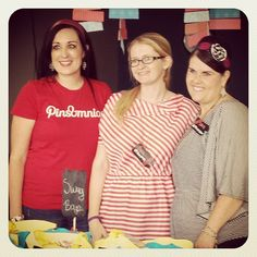 Clever Pink Pirate's wrap up - Arizona Pinterest Party