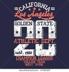 stock-vector-los-angeles-athletics-grunge-typography-stamp-college-california-t-shirt-vector-emblem-graphics-477097978.jpg (450×470)
