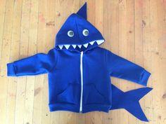 Shark Hoodie - costume