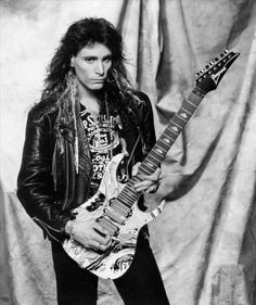 Steve Vai came to collaborate with David Lee Roth on two discs