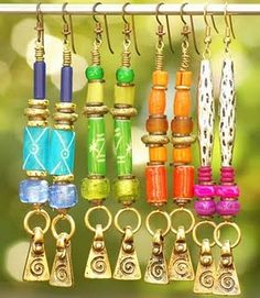 could make with paper beads