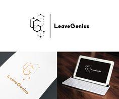 Logo Design by Farmiza for LeaveGenius Web Application Logo Design - Design #10725902