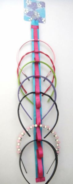 How to make a hairband holder