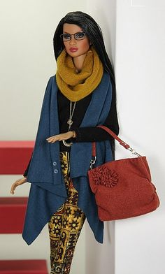 "OOAK Outfit ""Valetta"" 
