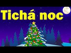 Nejhezčí české VÁNOČNÍ PÍSNIČKY & KOLEDY - YouTube Christmas Carol, Christmas Bulbs, Slovak Language, Karel Gott, Silent Night, Winter Time, Youtube, Holiday Decor, Preschool