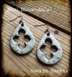 ༻❁༺ ❤️ ༻❁༺ Sookie Sookie Mini Miranda ༻❁༺ ❤️ ༻❁༺ Western Jewelry, Washer Necklace, Crochet Earrings, Mini