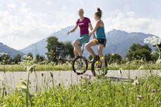 Auf einem Rad durchs Salzburger Land - wir zeigen dir, wie's geht (bzw. fährt)! Sports Training, Boutique, Mountains, Nature, Travel, Naturaleza, Viajes, Destinations, Traveling