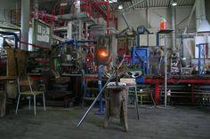 behind-the-scenes, Svetla nad Sazavou factory