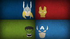 Fondos de escritorio Comic Vengadores