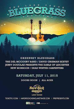Bluegrass Festival Lake Tahoe