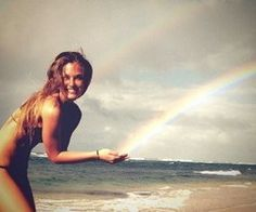 i'll catch a rainbow for you