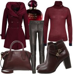 LadyBordeaux #fashion #style #look #dress #outfit #luxury #trend #mode #nobeliostyle