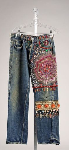 Jeans Date: late 1960s–early 1970s: