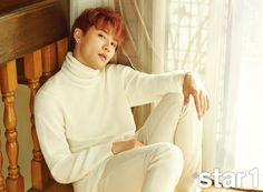 JYJ Xiah - @Star1 Magazine November Issue '15
