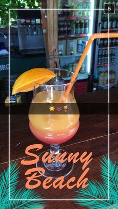 Drink #sunnybeachdrink 💖👌🍹