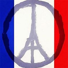 Image result for peace sign eiffel tower