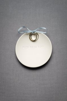Ring Bearer Bowl™ -- can you believe this is trademarked?