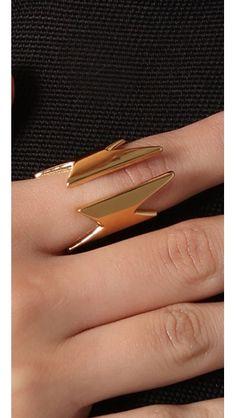 CC SKYE Super Woman Ring