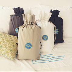Упаковка комплектов постельного белья
