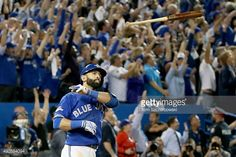 Among the memorable ones: Jose Bautista's ALDS bat flip, Giancarlo Stanton exits Dodger Stadium and A-Rod gets his hit with a dinger. (Our Favorite Homers of Toronto Blue Jays, Sports Images, Sports Photos, Toronto Star, Toronto Canada, Jr Sports, Giancarlo Stanton, Dodger Stadium, Comedy Memes