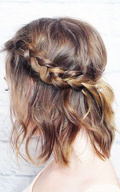 Top Trending Braid Hairstyle Inspirations For Short Hair 2017