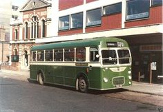 United Counties 138 Parked opposite the bus garage in Buckingham Street Aylesbury