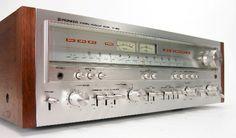 Vintage Stereo Equipment P