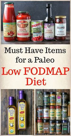 Must Have Items for a Low FODMAP Diet - Real Food with Jessica You are in the right place about food and drinks special diets Here we offer you the most beautiful pictures about the special diets nurs Dieta Fodmap, Dieta Paleo, Real Food Recipes, Diet Recipes, Paleo Food, Home Recipes, Baby Food Recipes 9 12, Gnocchi Recipes, Healthy Recipes