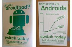 Facebook invita a utilizar #Android