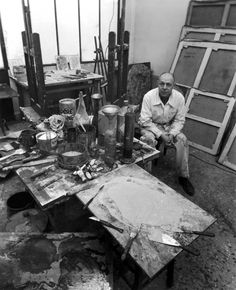 Yves Poulin on ArtStack - Art likes. ArtStack is an online museum, making it easy to find great art from any period. Share art you love in your online collection! Jean Dubuffet, Robert Doisneau, Anthropologie, Studio, Rennes, Barbarian, Radiation Exposure, Faces, Anthropology