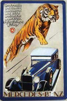 Vintage MB Ad