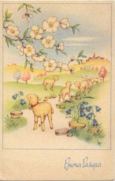 Buona Pasqua 1952