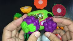 Fruit Toys Cutting Playset for Kids - Youtube HD