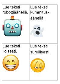 Toiminnallista elämää: Lue tekstiä toiminnallisesti! Teaching Spanish, Teaching English, Teaching Emotions, Finnish Language, School Subjects, Early Childhood Education, Home Schooling, School Fun, Reading Comprehension