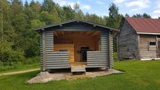 Shed, Outdoor Structures, Sheds, Tool Storage, Barn