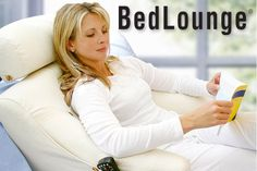 The BedLounge Back Support Pillow