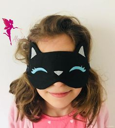 Items similar to Cat Sleep Mask, Sleepy Kitty Face Mask, Custom Gift on Etsy Cat Lover Gifts, Cat Gifts, Cat Lovers, Sleep Glasses, Kittens Cutest, Ragdoll Kittens, Funny Kittens, Bengal Cats, Sleepy Kitty