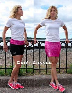 Skrunch Skirt™ by SPIRIT Cyclewear  spiritcyclewear.com