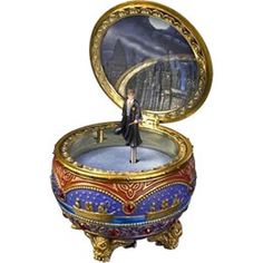 This Harry Potter and the Sorcerer's Stone Music Box