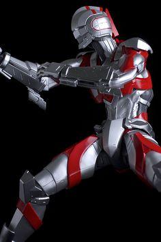 """かつてこの世界には光の巨人と呼ばれる存在がいた。 千値練が送る""""新ブランド""""12'HERO's MEISTER 第1弾 『ULTRAMAN』本日より受注受付開…"""
