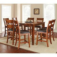 Weston Counter Height Dining Set