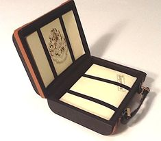 Harry Potter Mini Faux Leather Hogwarts Suitcase with Stationery