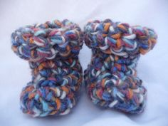 Warm & Chunky unisex slipper-boots