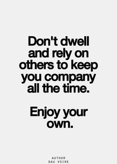 quotes about being your own person - Google Search