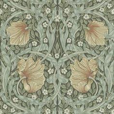 Pimpernel tapeter från William Morris® (WM143-04) hos Engelska Tapetmagasinet. Köp fraktfritt online eller besök butiken i Göteborg.