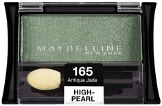 Maybelline New York Expertwear Eye Shadow, Antique Jade 165, 2 Ea -- You can get additional details at the image link.