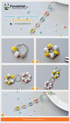 Handmade Beaded Jewelry, Beaded Jewelry Patterns, Bracelet Patterns, Bracelet Designs, Handmade Bracelets, Beaded Bracelets, Diy Schmuck, Schmuck Design, Bracelet Crafts
