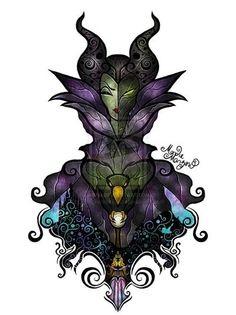 Maleficent - Disney's Sleeping Beauty Villain