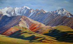 Alan Albeg: Aleutian Range