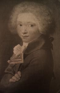 Maximilien de Robespierre enfant